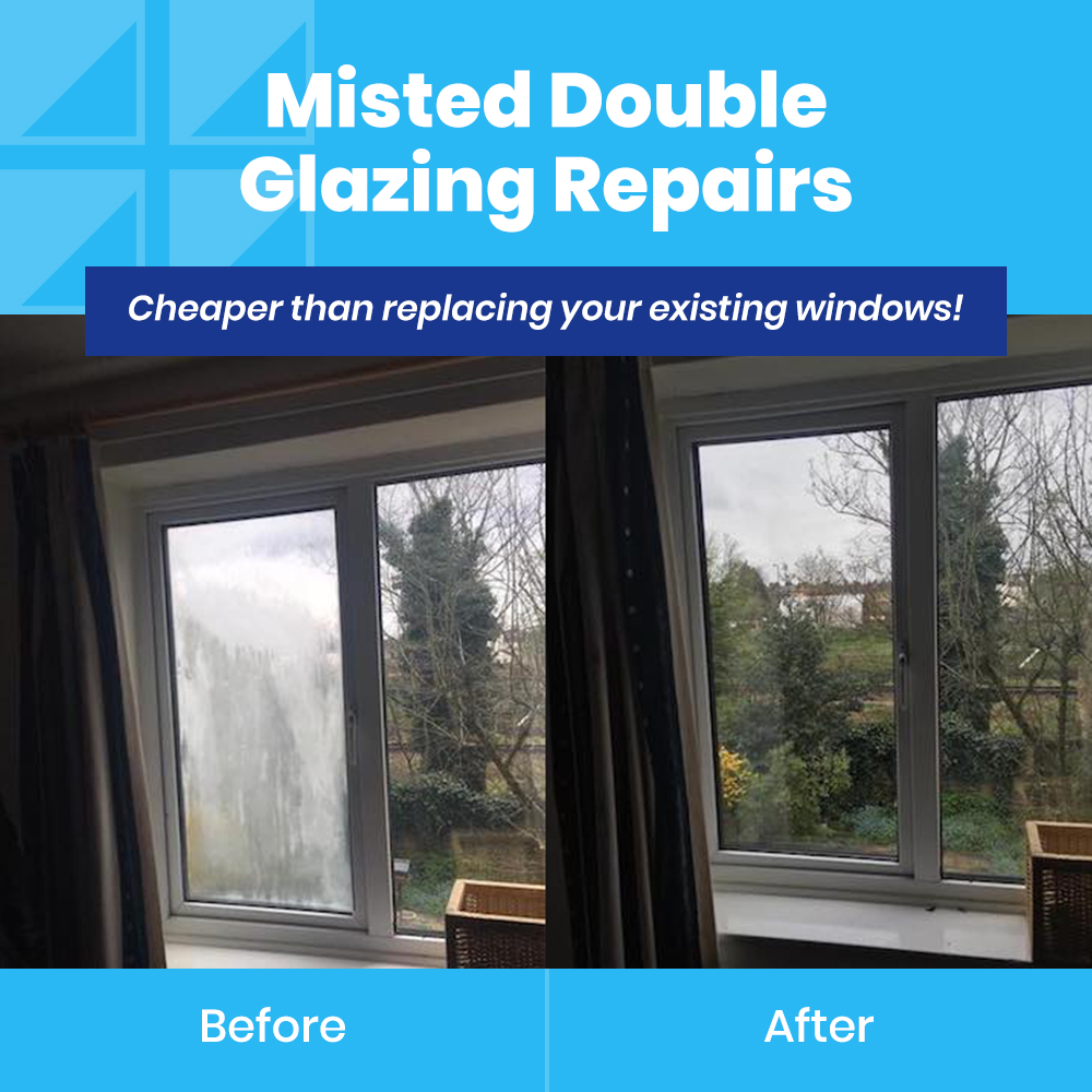 Mist Windows Before & After