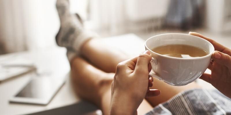 Tea In Warm Home
